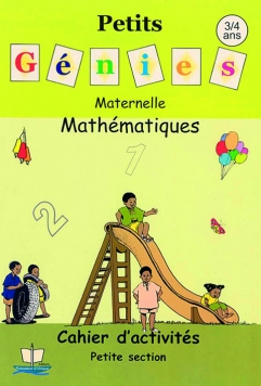 Petits Genies :Petite section (3/4 ans)