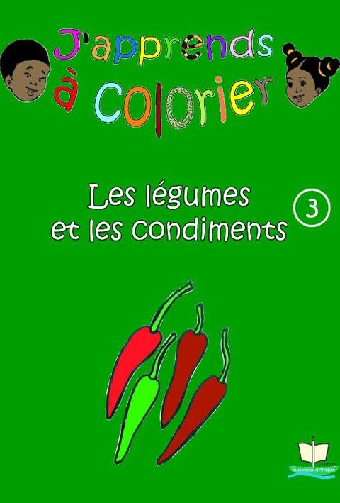 Les légumes et condiments