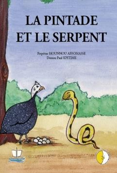 La pintade et le serpent